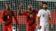 ثنائية باتشواي تقود بلجيكا للفوز على سويسرا