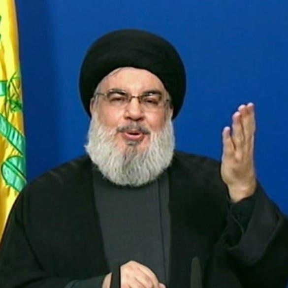 Iranian fuel vessels setting off soon to Lebanon: Hezbollah's Nasrallah