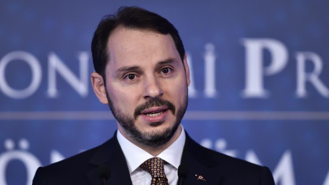 Turkey: Erdogan son in law Berat Albayrak