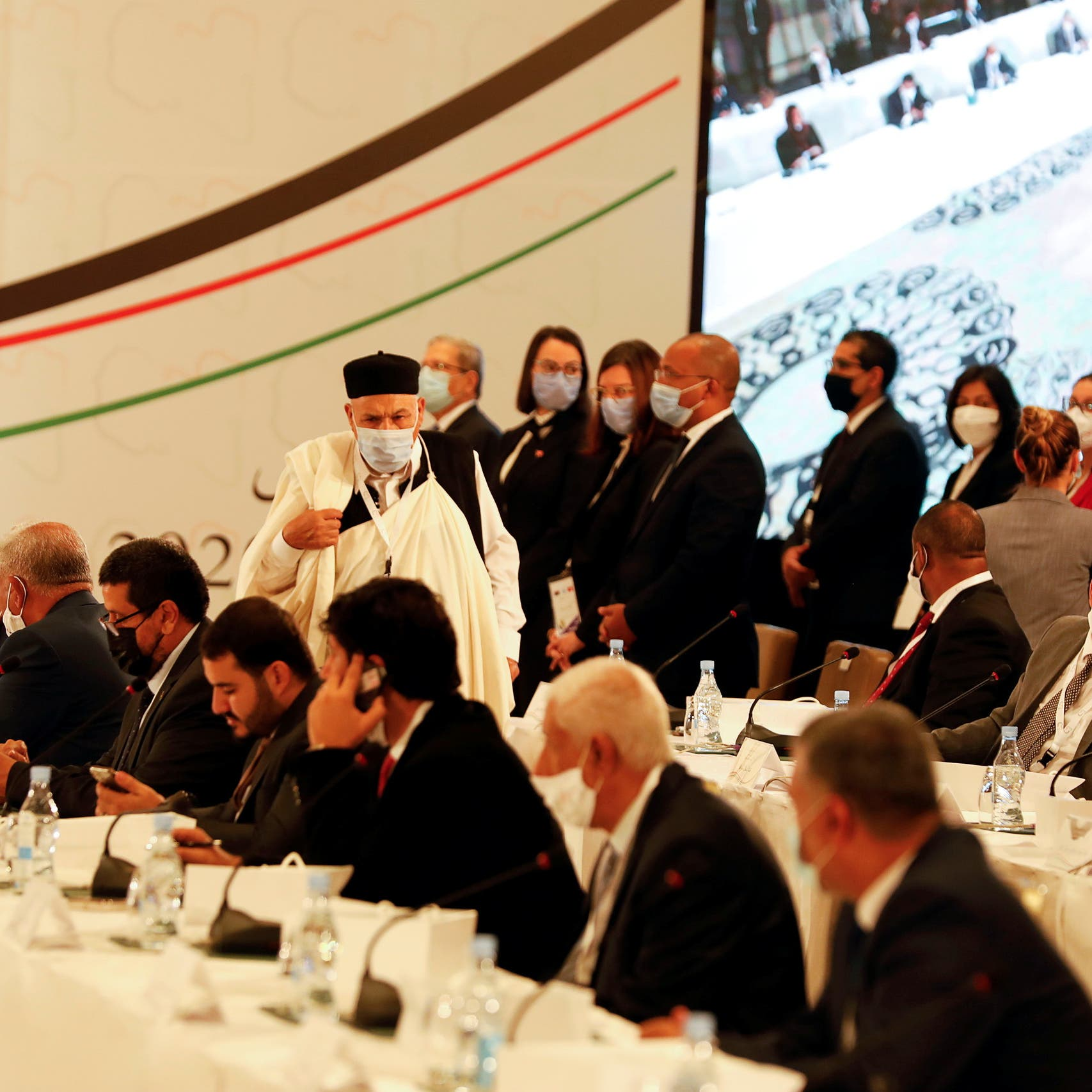 ليبيا.. مقترحات الحوار السياسي على طاولة المفاوضات