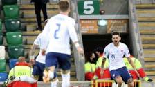 سلوفاكيا تهزم أيرلندا الشمالية وتنضم للمجموعة الخامسة