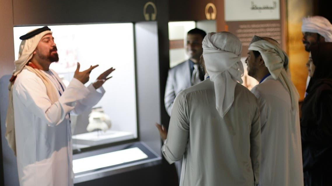 Sign language tours at one of thethe Sharjah Museums. (Courtesy: SMA)