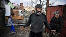 Villagers burn their houses in Nagorno-Karabakh ahead of Azerbaijan takeover