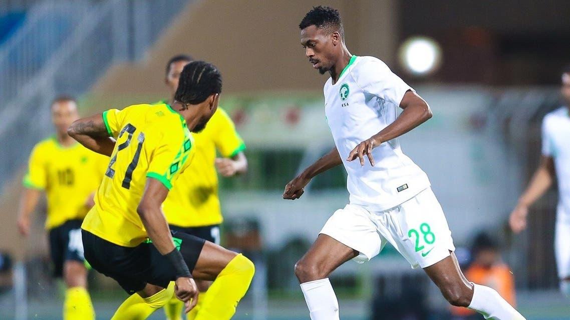 محمد كنو السعودية جامايكا
