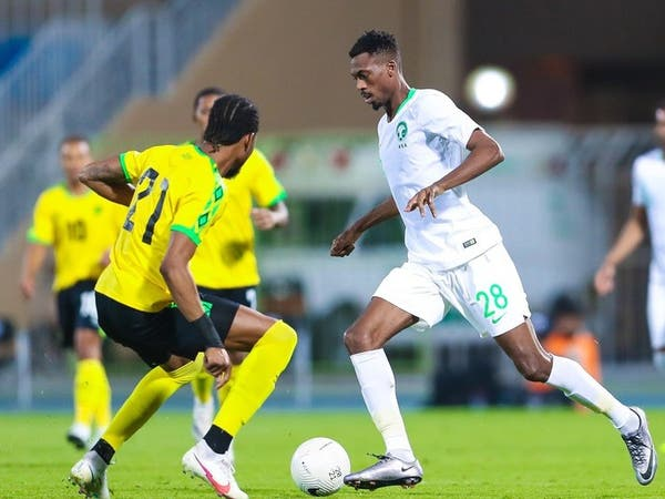 المنتخب السعودي يتغلب على جامايكا ودياً
