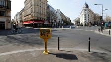 Coronavirus: Paris boulevards deserted as lockdown claims Christmas shopping trade
