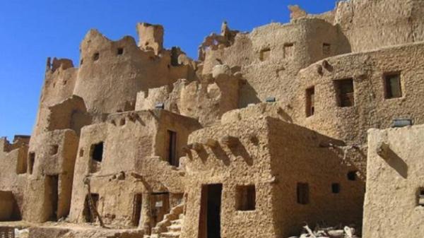 بالصور.. مدينة مصرية من الكرشيف حمت واحة سيوة من الغزاة مئات السنين
