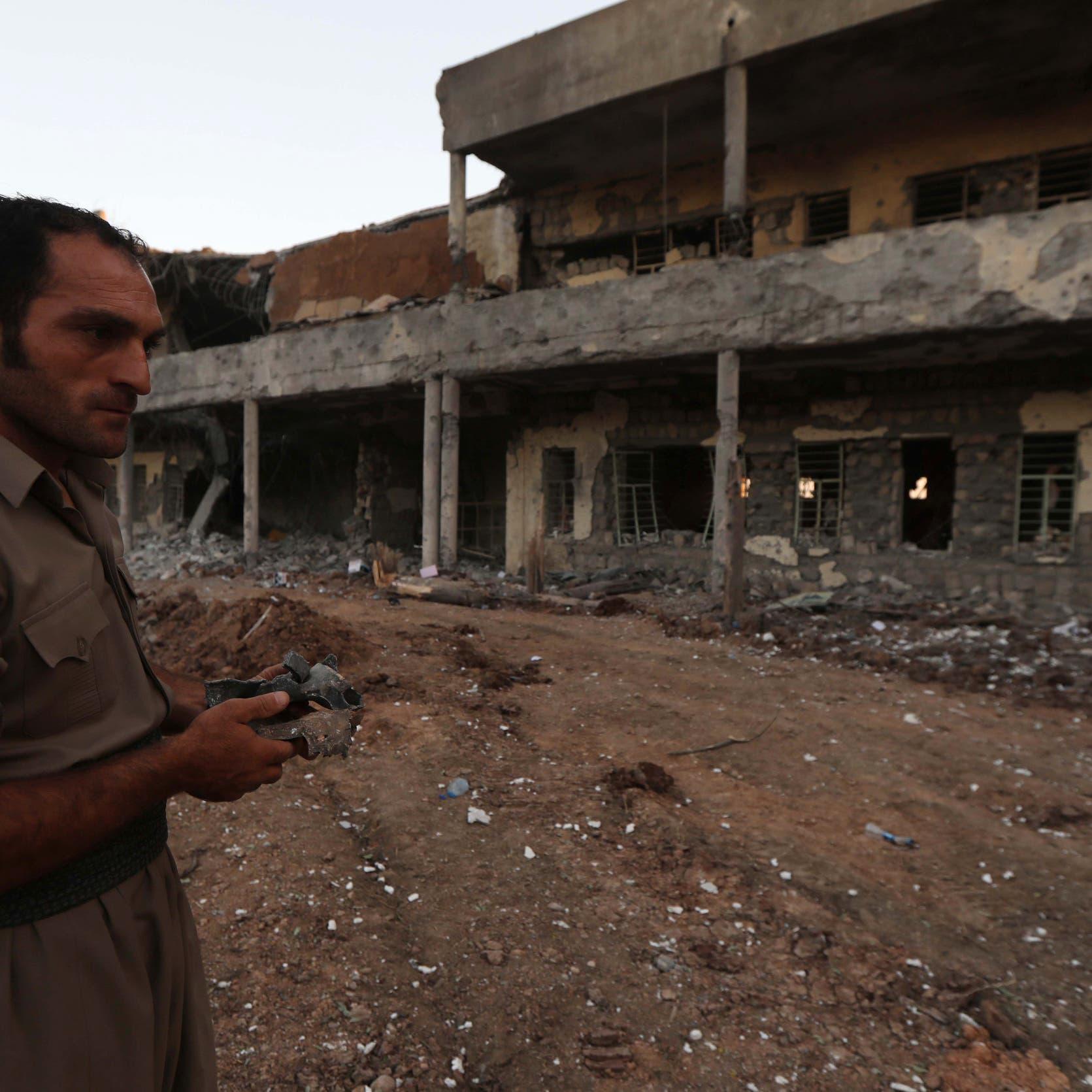 الحرس الثوري الإيراني يقصف مناطق في كردستان العراق