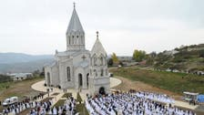 Azerbaijan vows to protect Christian churches ahead of takeover of Armenia-held areas