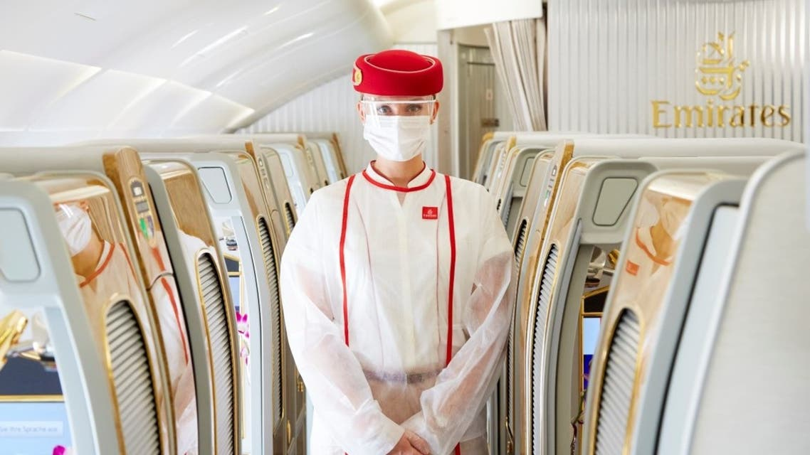 طيران الإمارات مناسبة
