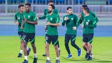 المنتخب السعودي يستأنف تدريباته.. واستبعاد 5 لاعبين