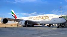 طيران الإمارات: سنعلق مؤقتاً رحلاتنا إلى جنوب إفريقيا