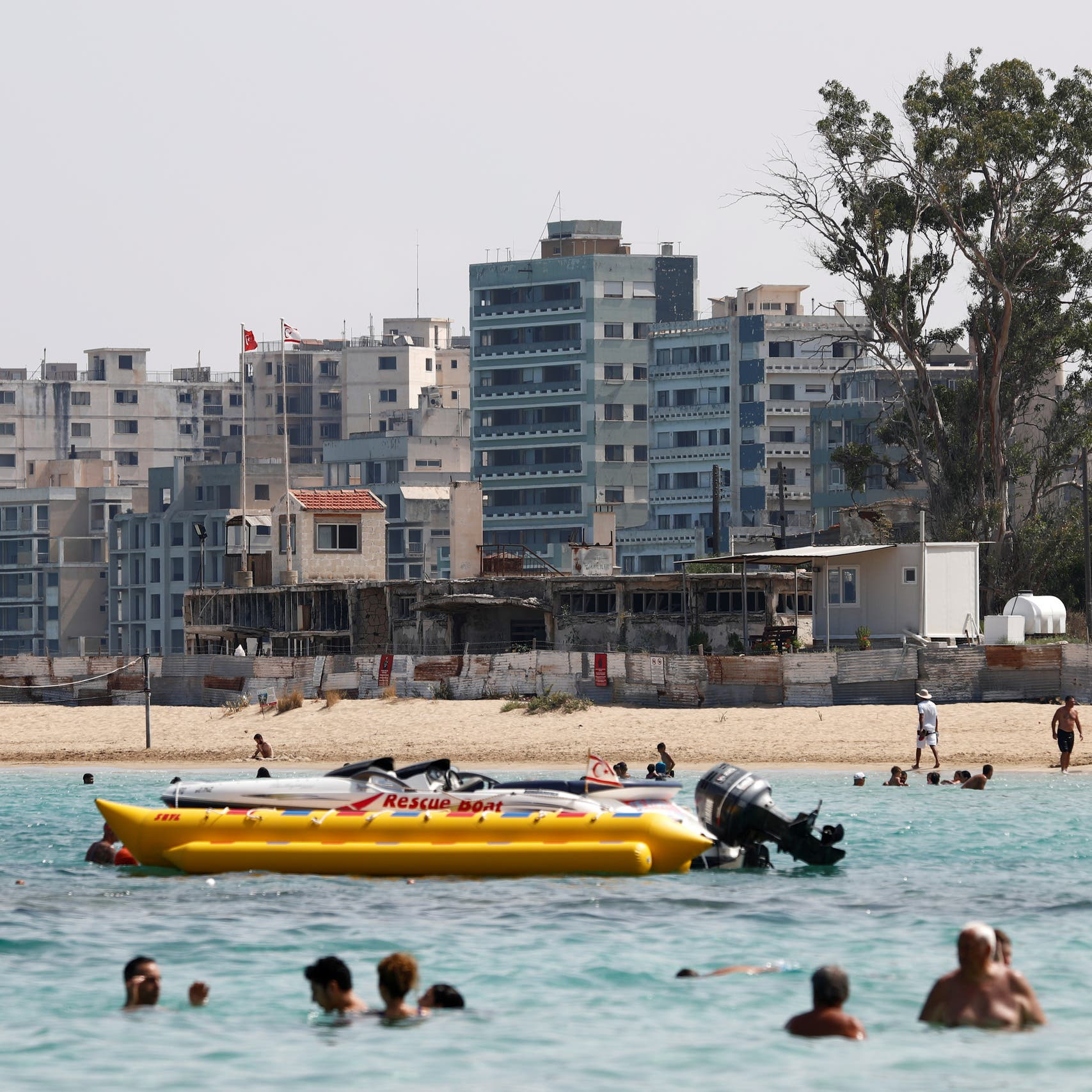 US condemns Erdogan-backed plans to reopen Cypriot Varosha ghost town