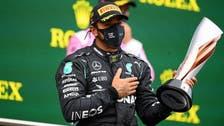 Hamilton clinches record seventh F1 title with a win in Turkey