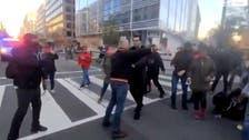 واشنگٹن ڈی سی میں ڈونلڈ ٹرمپ کے حامیوں کا پرتشدد احتجاج