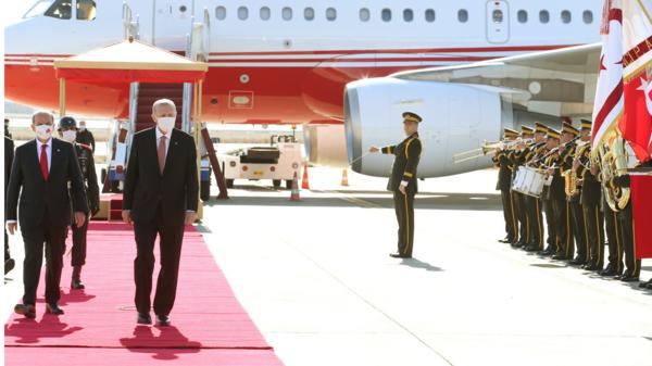 التدخل التركي: الرئاسة القبرصية: زيارة أردوغان لفاروشا استفزازية وغير قانونية