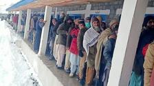 گلگت بلتستان انتخابات: پولنگ ختم، ووٹوں کی گنتی جاری