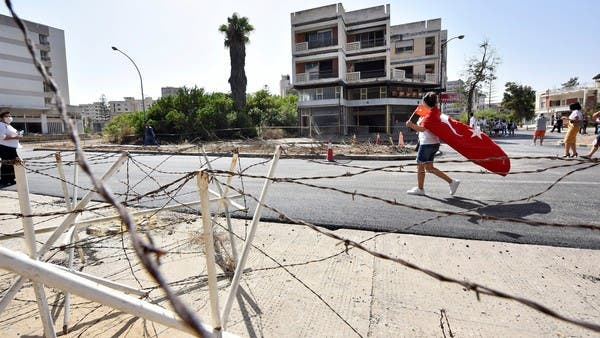 زيارة مثيرة للجدل لأردوغان إلى شمال قبرص