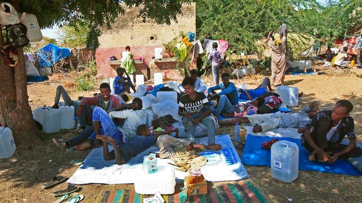 وساطة نيجيرية لحل النزاع في إثيوبيا.. وفرار 25  ألفا للسودان