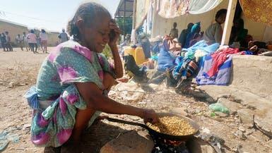 تحذير أممي.. كارثة إنسانية بسبب القتال في تيغراي