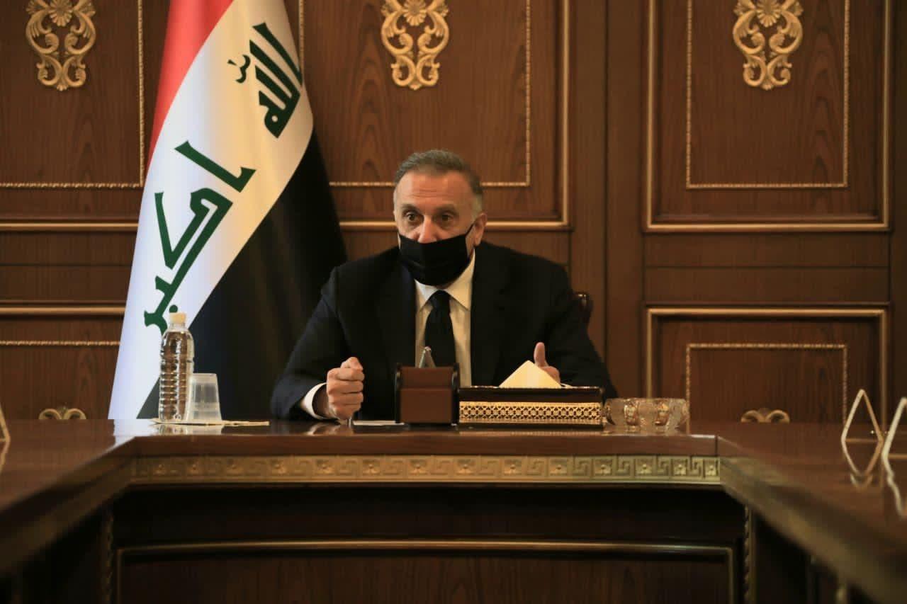 رئيس مجلس الوزراء العراقي مصطفى الكاظمي (فرانس برس)