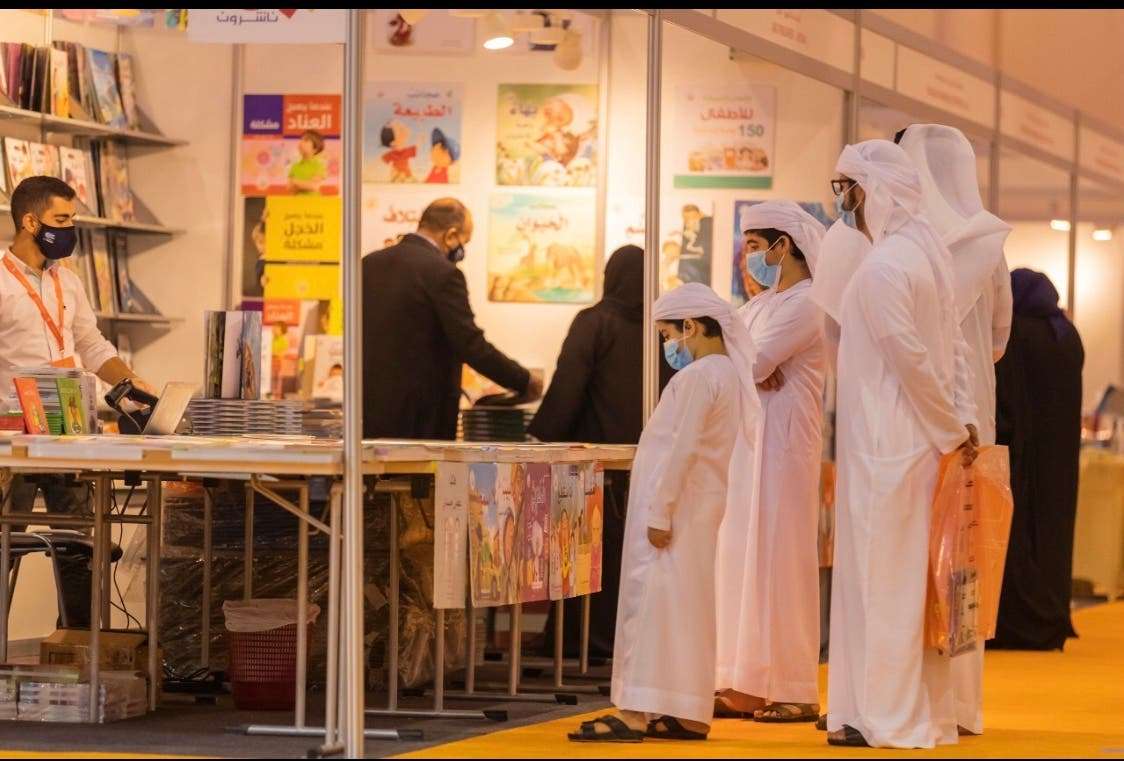 More than 100 Emirati, Arab, and foreign writers of fiction, non-fiction, poetry, science, academics, heritage, and other genres, signed their works for fans at the special Book Signing Corner set up at SIBF 2020. (Supplied)