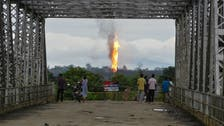 Massive India oil well fire extinguished after five months
