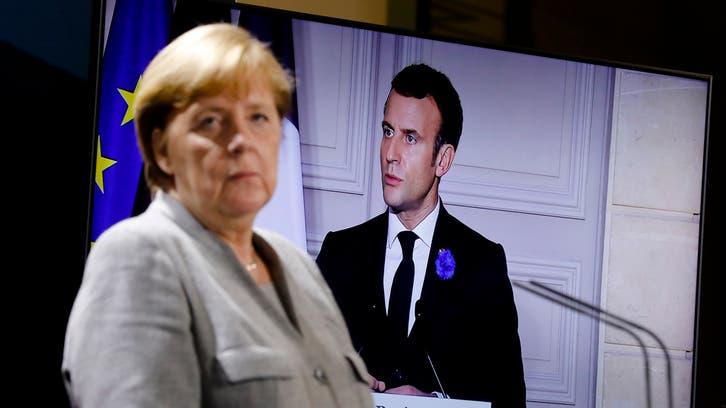 اختلاف آراء بين باريس وبرلين حول الاعتماد على أميركا دفاعياً