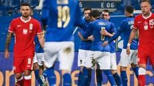 إيطاليا تتصدر مجموعتها بهزيمة بولندا