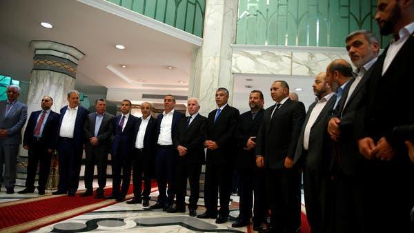 مصادر: اتفاق في مصر على مصالحة شاملة بين الفصائل الفلسطينية