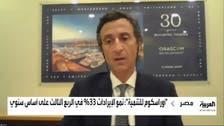 """""""أوراسكوم للتنمية"""" للعربية: الأداء سيواصل التحسن في الربع الرابع"""