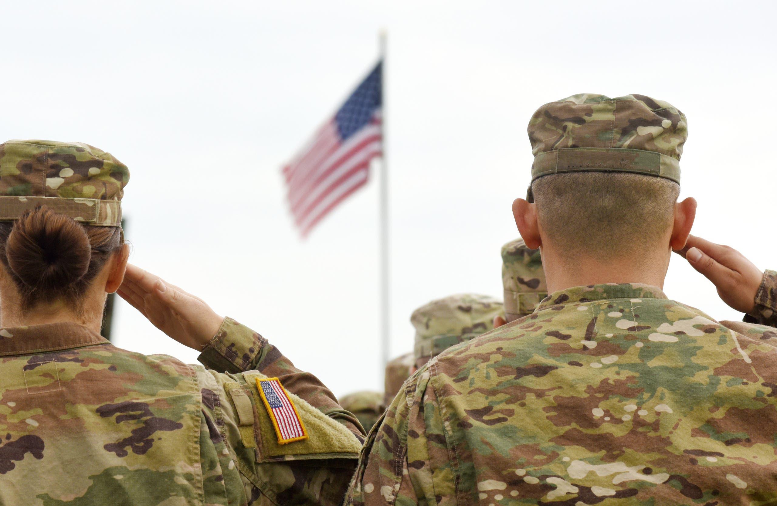 قوات أميركية (تعبيرية- shutterstock)