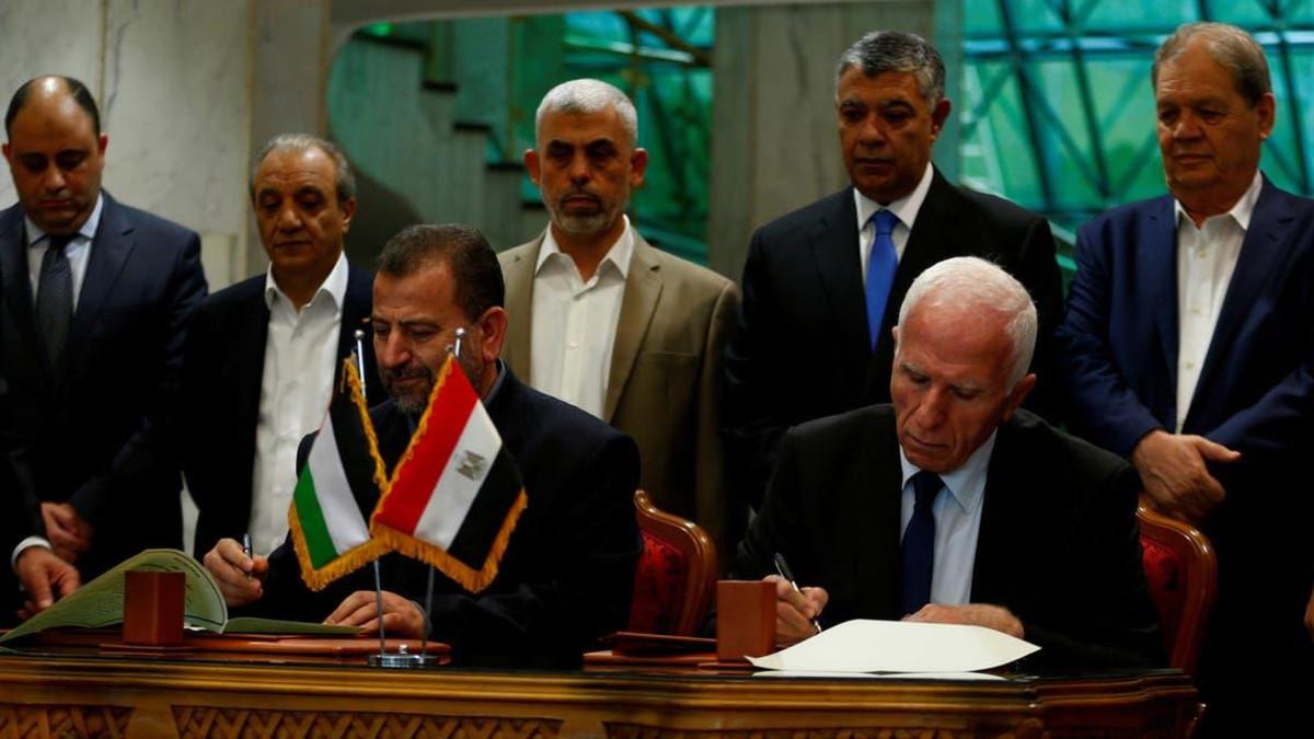 Egypt and Palestine