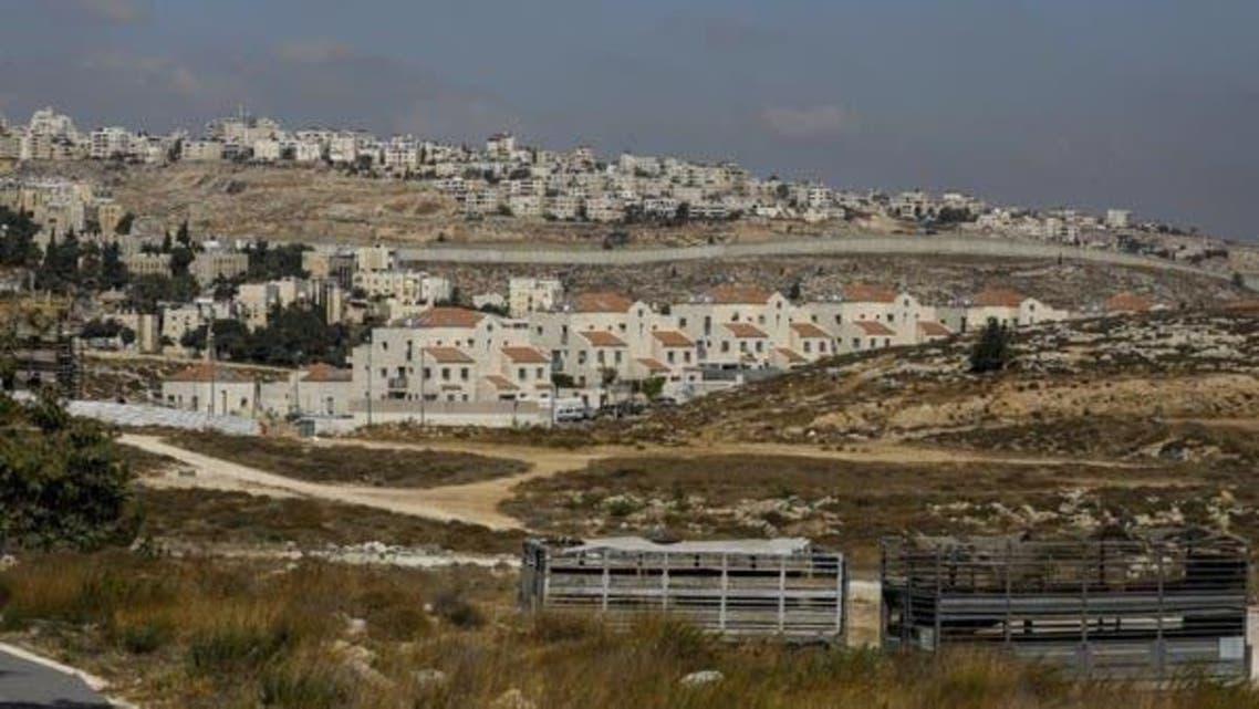 West Bank Israeli Wall