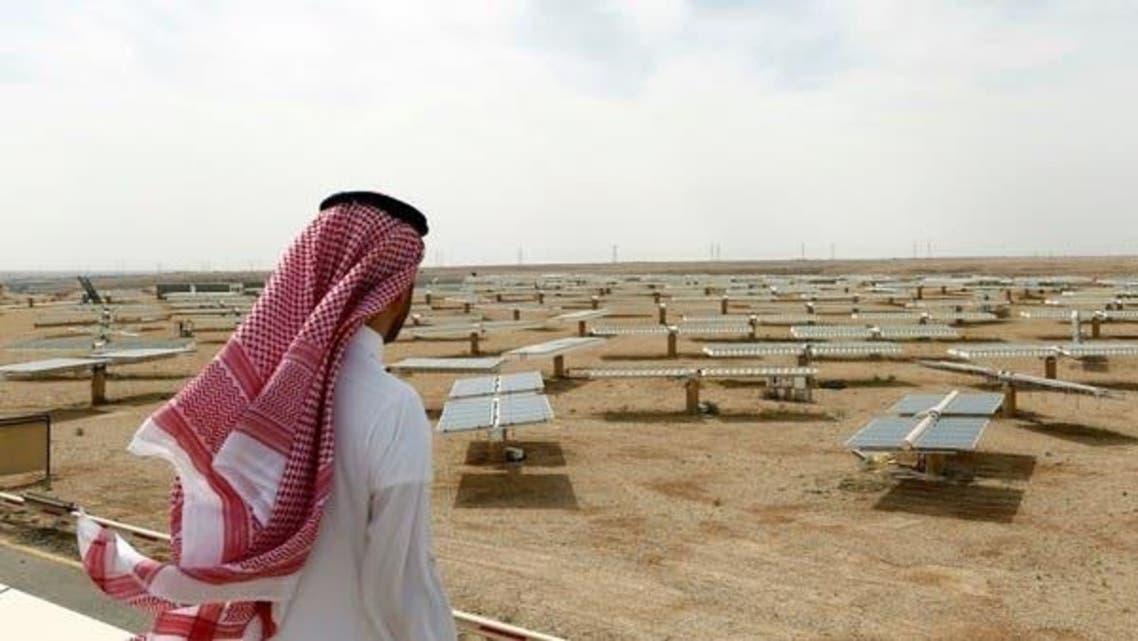 Saudi Arabia Solar plant
