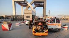 مصر نے غزہ میں کشیدگی  پر رفح کراسنگ بند کر دی