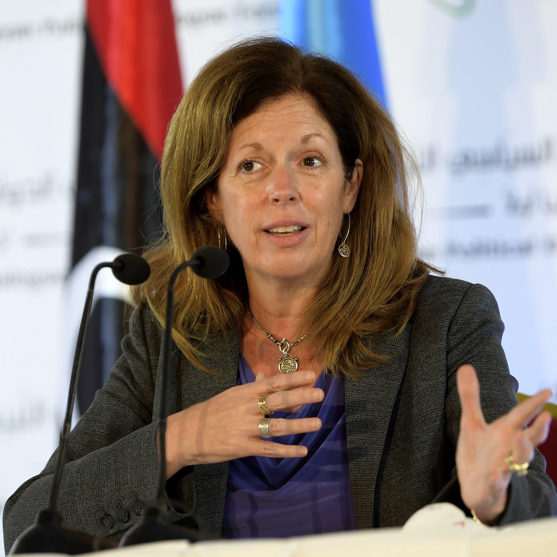 ويليامز: لا تقدم بآلية اختيار السلطة التنفيذية في ليبيا