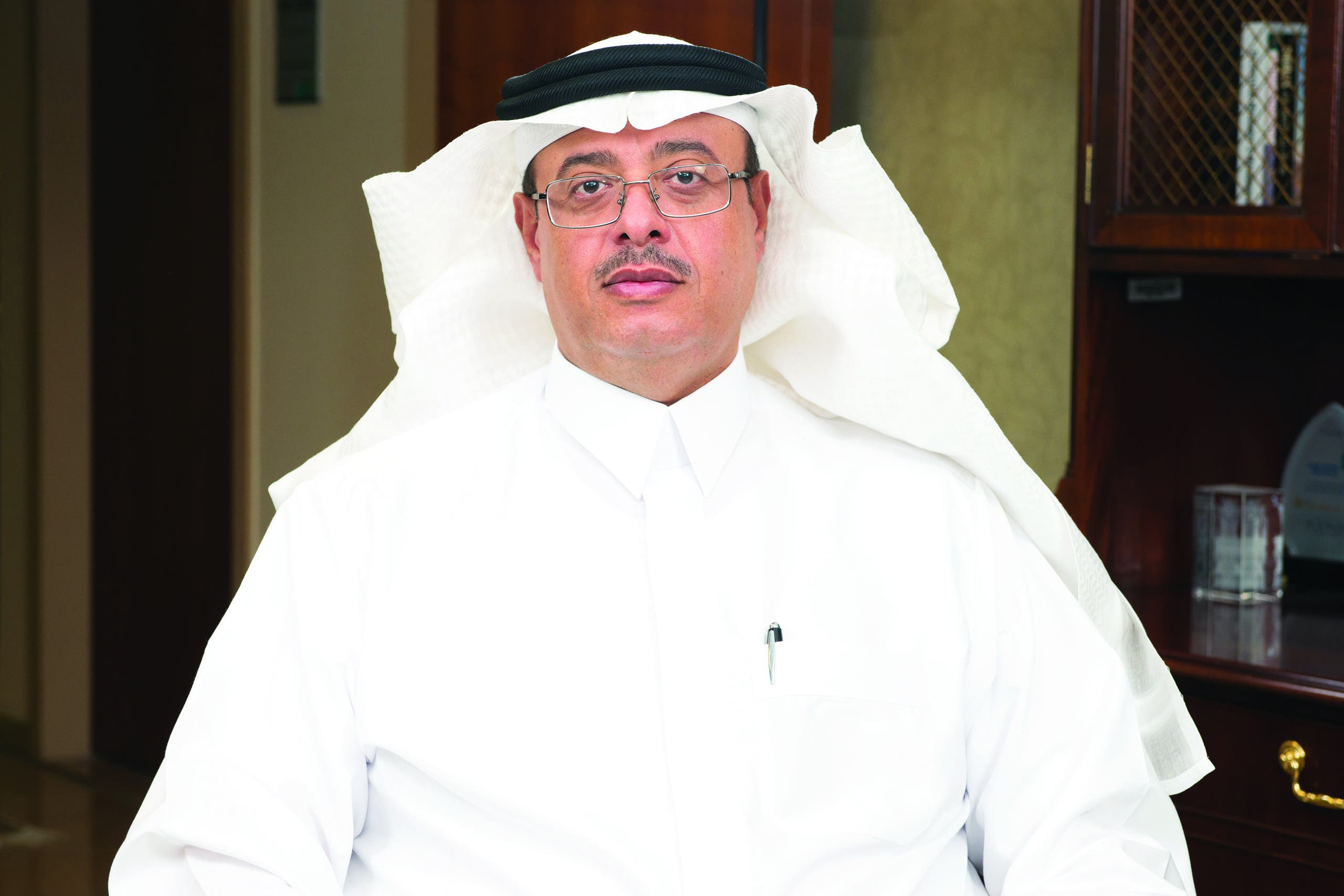 Saudi Aramco's Senior Vice President of Human Resources and Corporate Service Nabeel Jama. (Supplied)