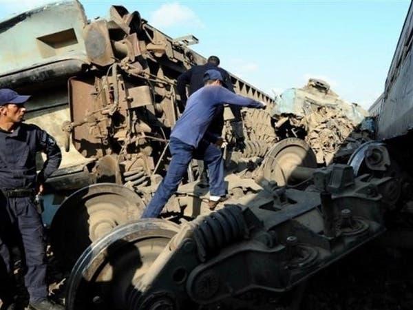 20 مصدوم بر اثر برخورد دو قطار در محور قزوین به رشت