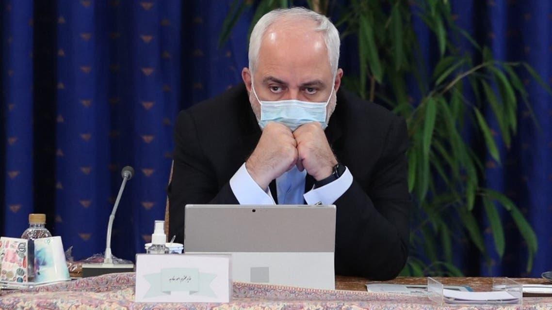 وزير خارجية إيران محمد جواد ظريف