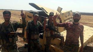 سوريا.. الفصائل تستهدف تجمعاً لقوات النظام في ريف إدلب