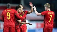 بلجيكا تقسو على الدنمارك وتلحق بركب المتأهلين