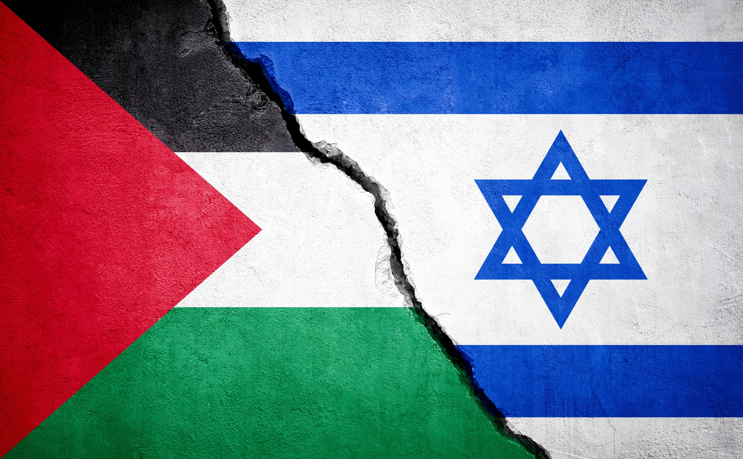 Palestine and Israel conflict. (File photo)