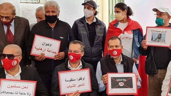 """موسي تفضح مخططات """"اتحاد القرضاوي"""" بتونس.. والأخير يقاضيها"""