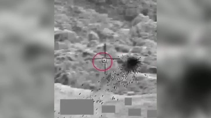 خمیس مشیط کی سمت بھیجا گیا حوثیوں کا دھماکا خیز ڈرون طیارہ تباہ کر دیا : عرب اتحاد