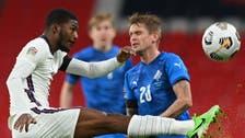 فوز شرفي لمنتخب إنجلترا على أيسلندا
