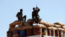 Turkey-backed fighters clash with Kurdish forces in north Syria town