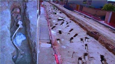 إسبانيا تعثر على 400 قبر لمسلمي الأندلس قبل 1300 عام