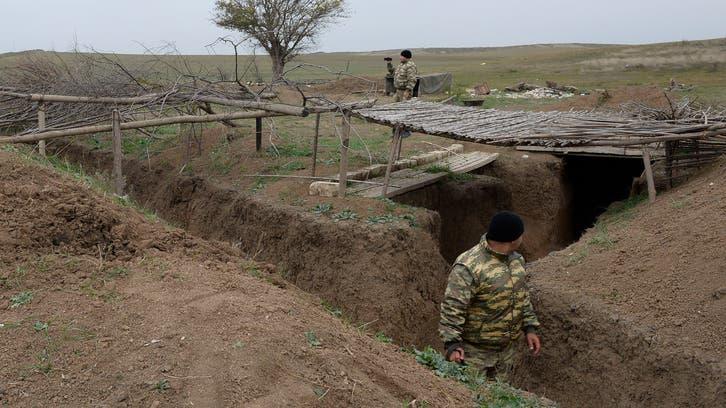 الاتحاد الأوروبي يندد بتدخل قوات أجنبية في كاراباخ