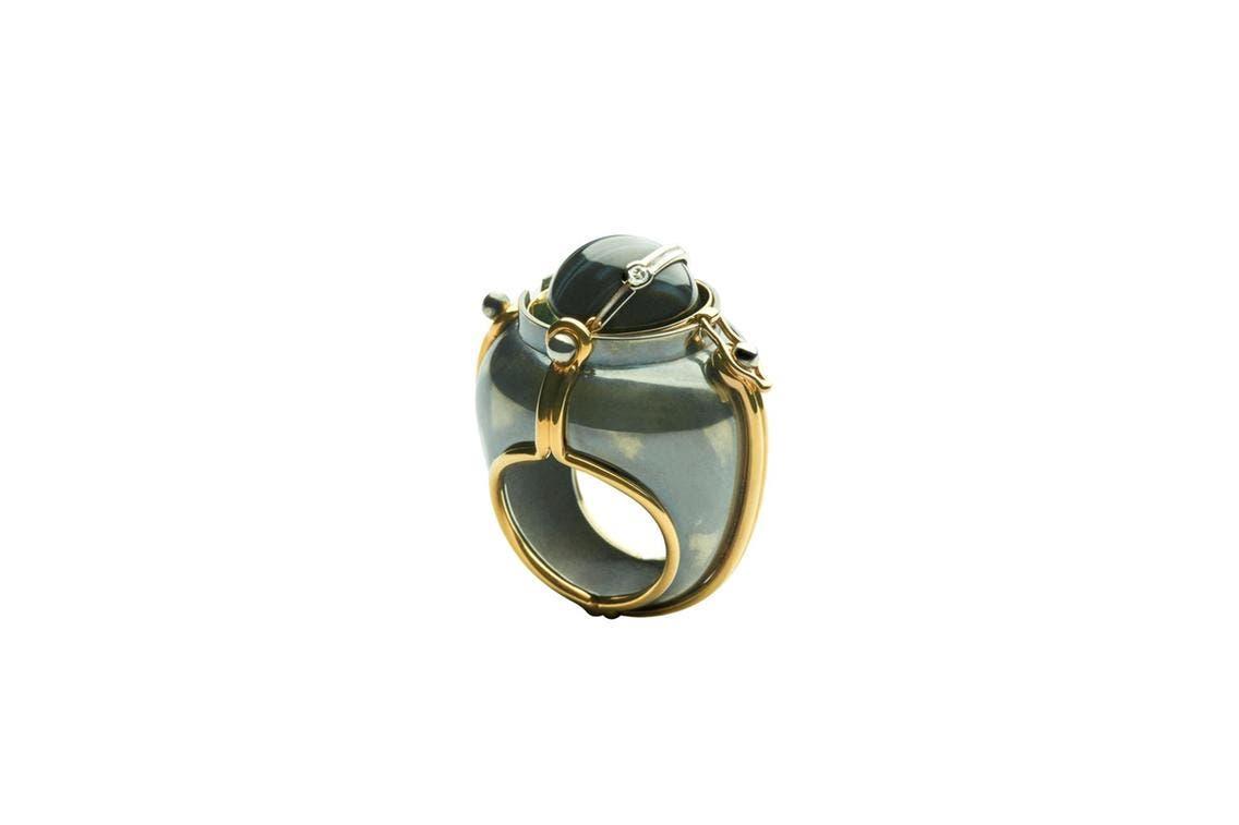خاتم من الأونيكس